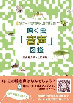 画像1: 鳴く虫「音声」図鑑2020年3月6日発売(新刊!)