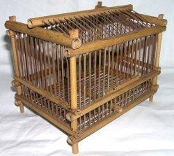 画像1: 昭和30年以前の虫籠(非売品)