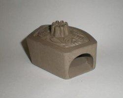 画像1: 素焼き鈴房(シェルター)Lサイズ 趙子玉製