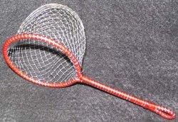画像1: コオロギ用・虫網 М